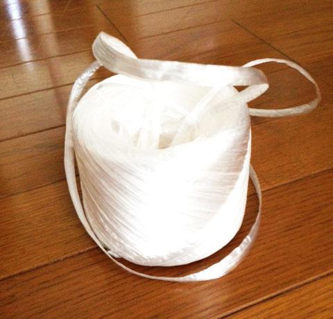 ナイロン製の紐