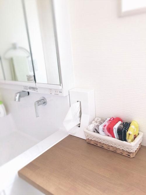 洗面のハンドタオル