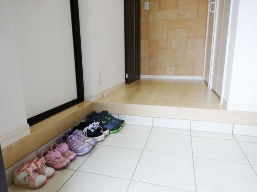 靴の並べ方