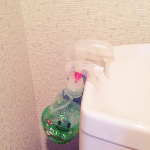 トイレのスプレー