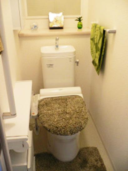 トイレの風水