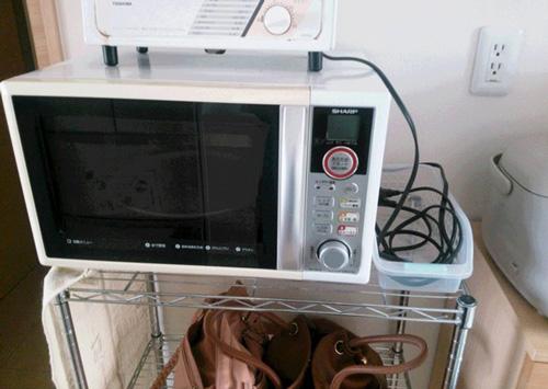 キッチン家電のコード類