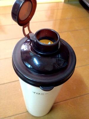 セリアの水筒