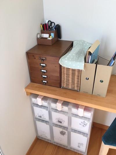 文房具の収納
