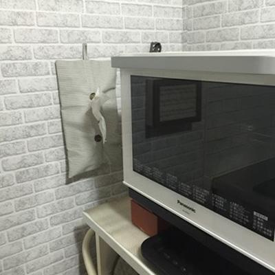 キッチンペーパーの収納