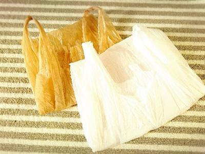 ビニール袋の収納