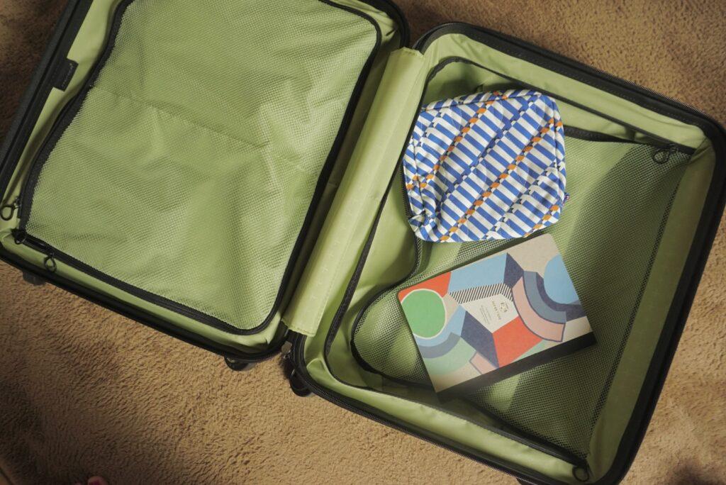準備も旅の楽しみ。旅ノートをつくろう。